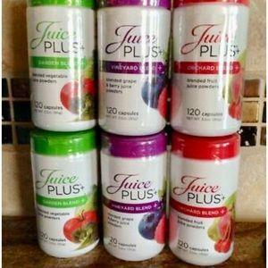 Juice plus product